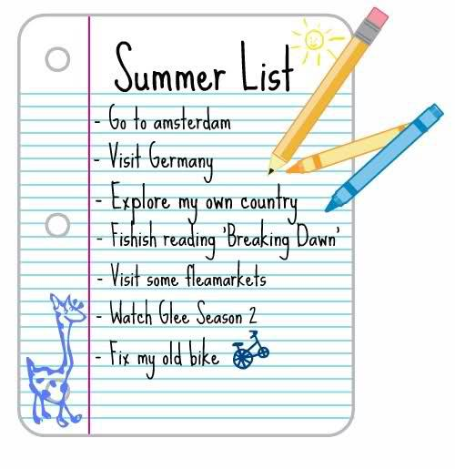 Summers List