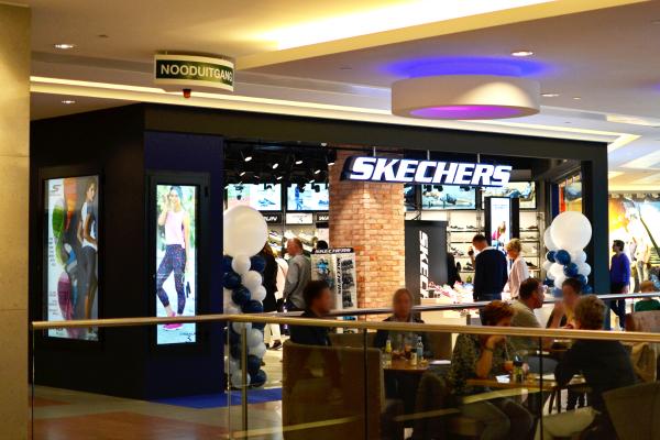 Skechers Wijnegem Store Opening • The Ginger Diaries