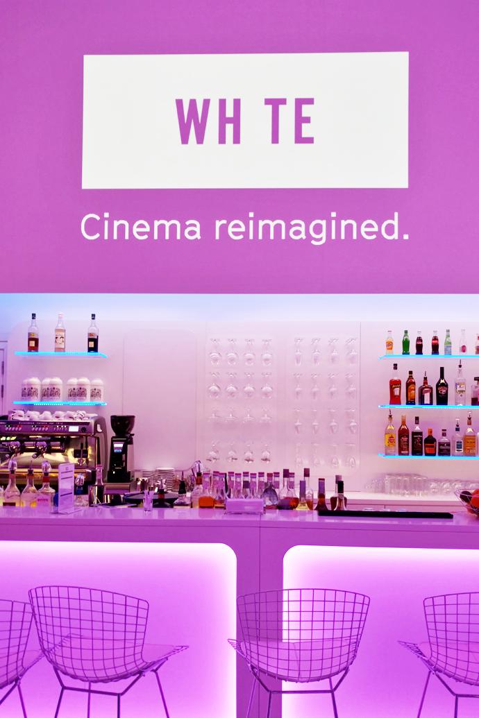 Docks Bruxsel Food Court & White Cinema