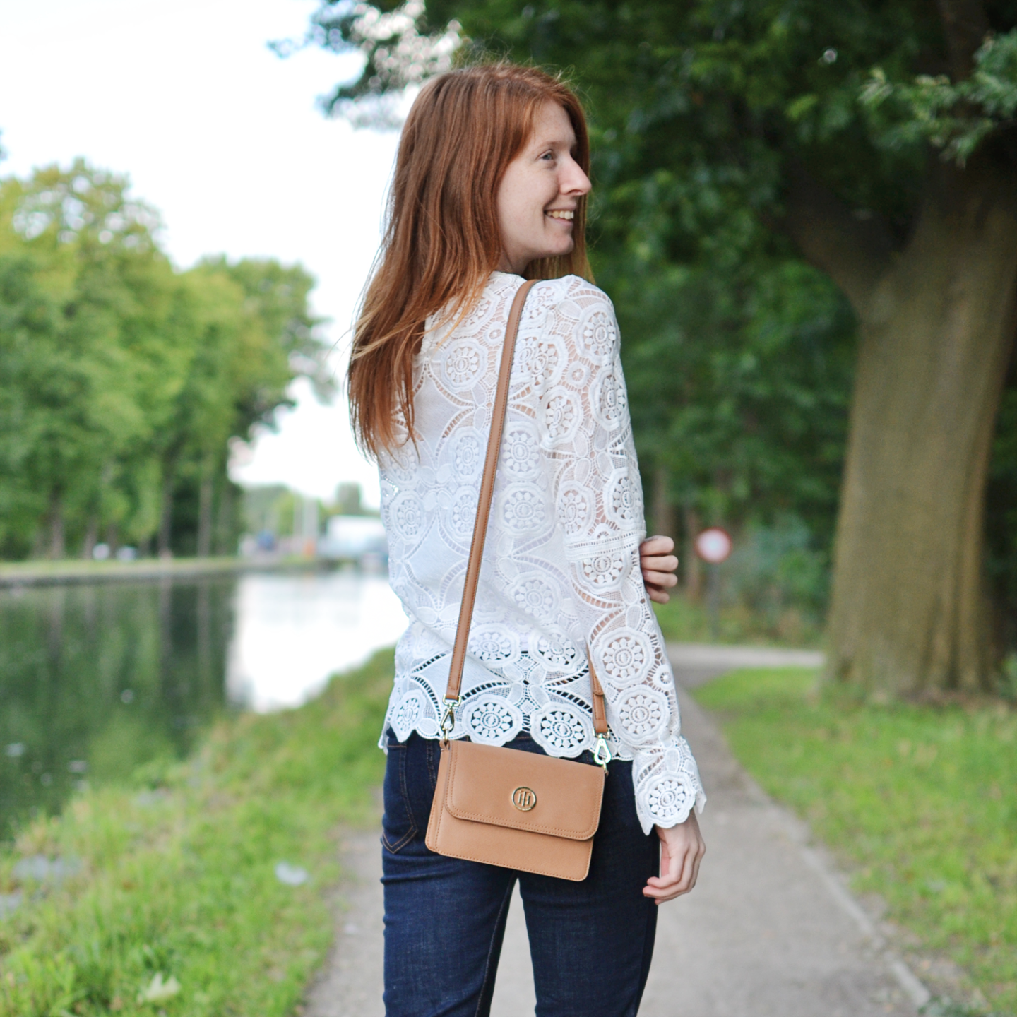 The Best White Lace Tops & Blouses Of The Moment