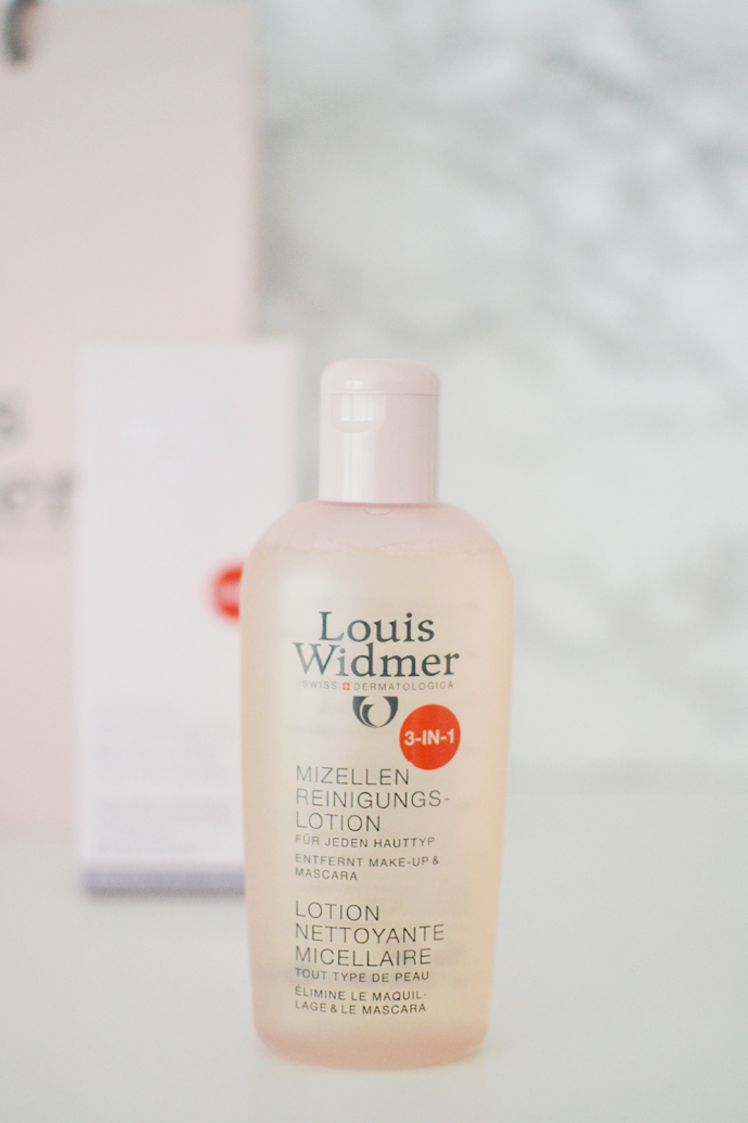 Louis Widmer Micellar Cleansing Lotion