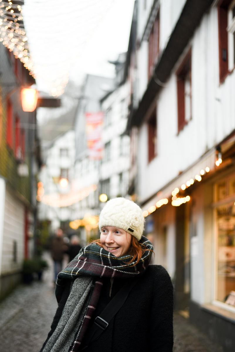 Visiting The Christmas Market In Monschau