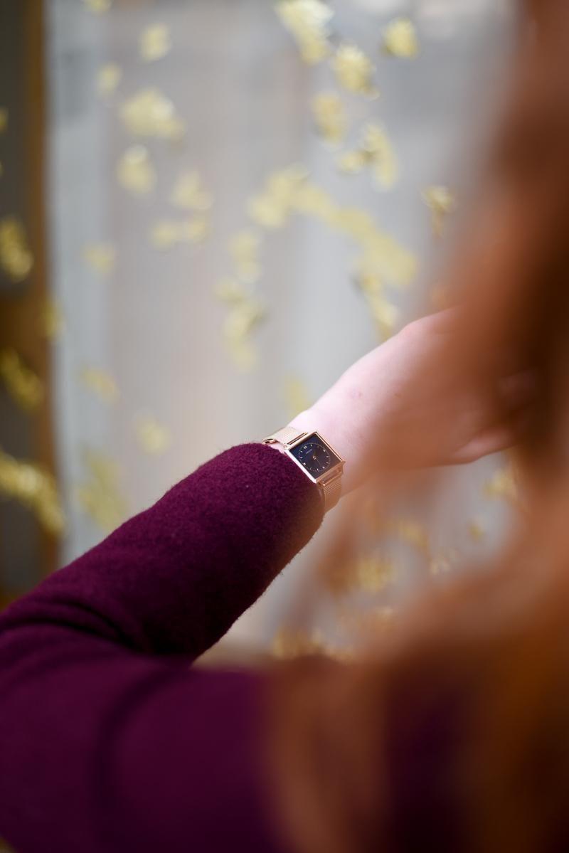 Amalys horloge