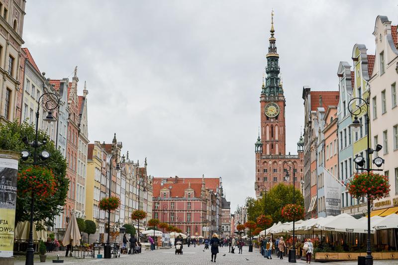 Gdańsk and I, a Love Story