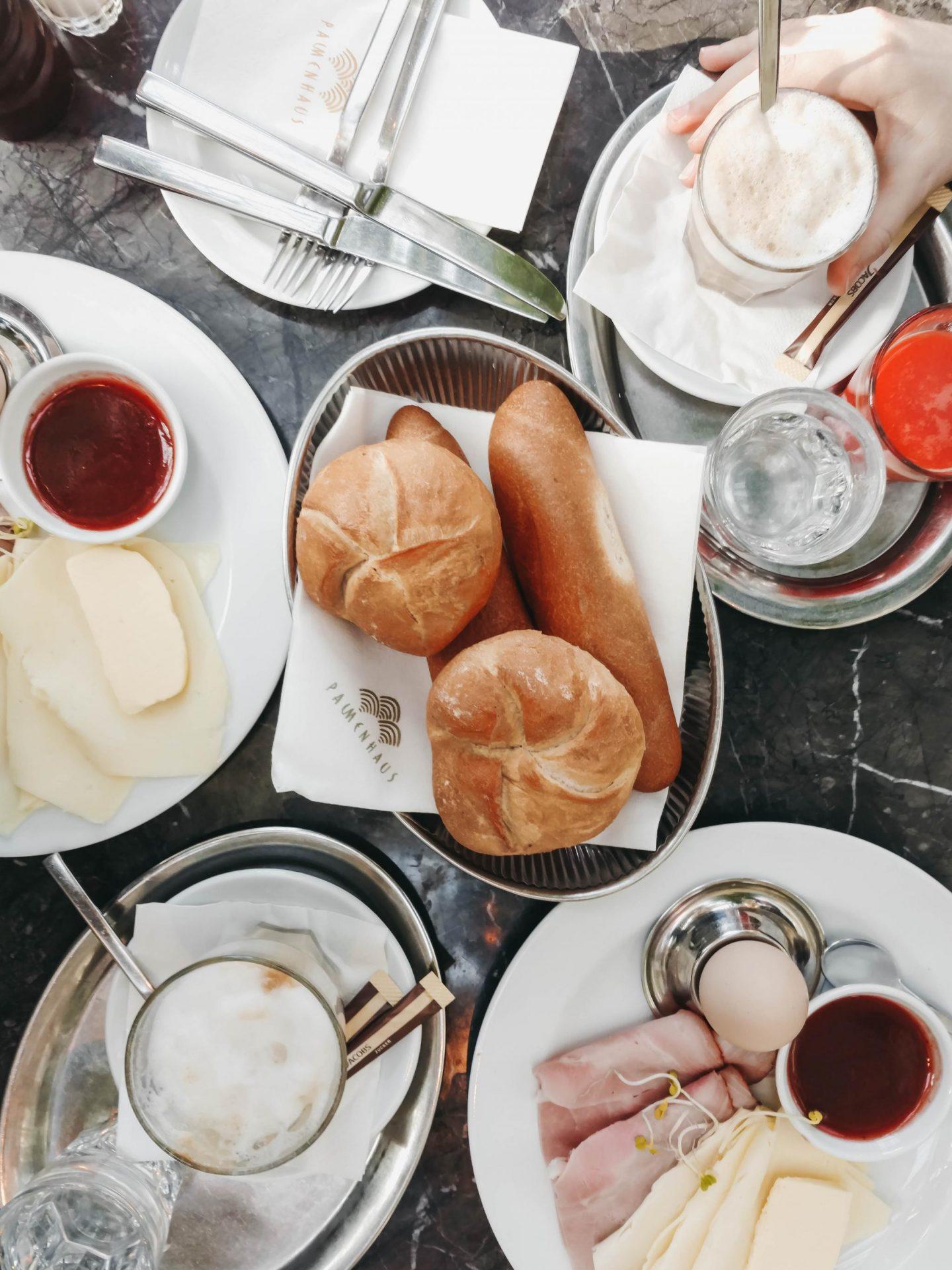 vienna palmenhaus cafe breakfast