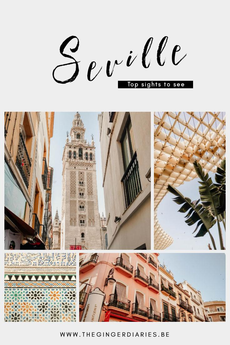 Top Things To Do in Seville Spain Andalusia