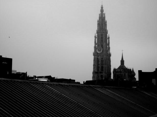 Freezing In Antwerp