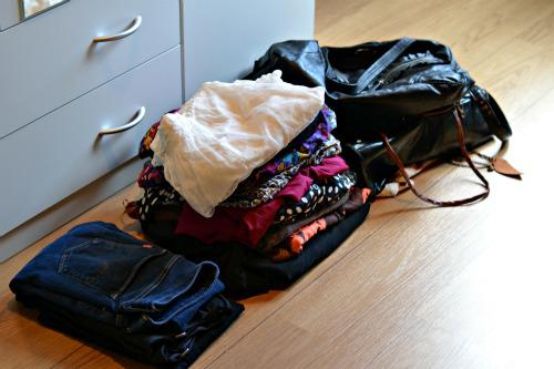 Closet Cleaning: Keep it clean!