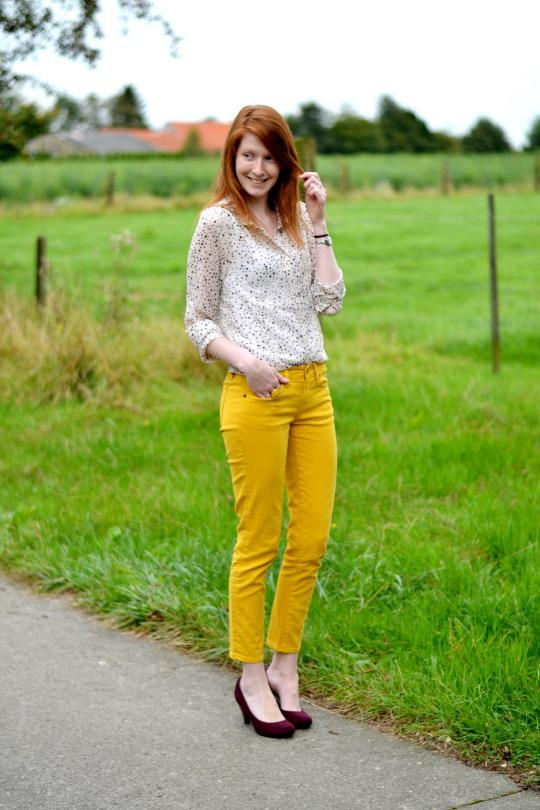 The Sunshine Pants