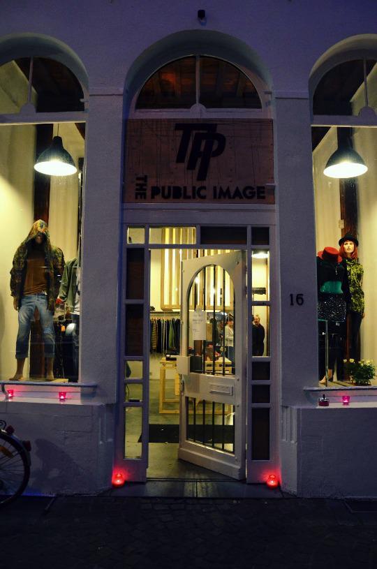 The Public Image Babylon Blog Night