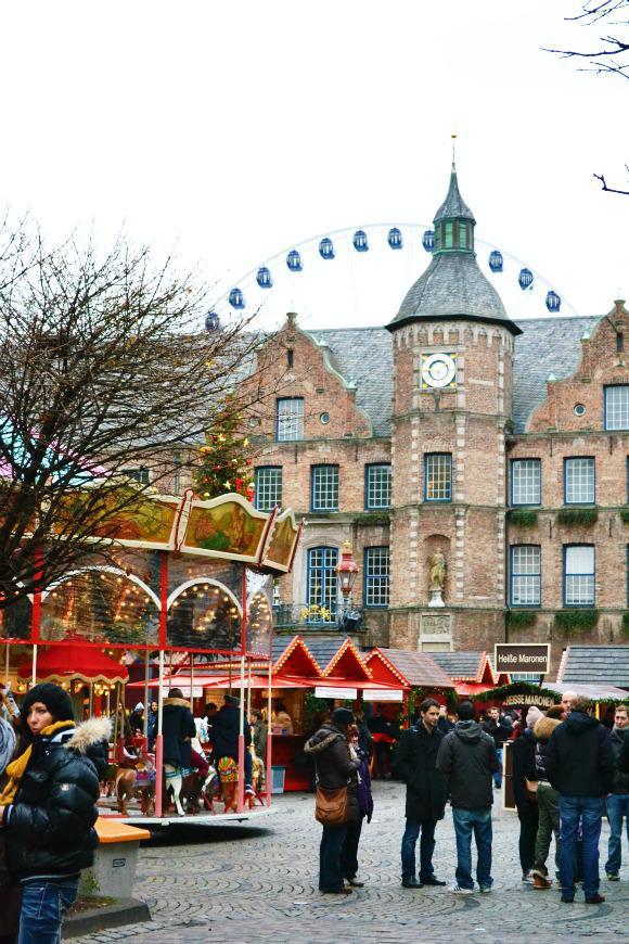 A day in Düsseldorf, Germany