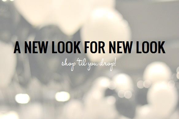 New Look Store Re-opening