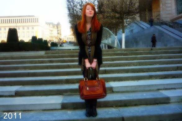 Six years of blogging, three years The Ginger Diaries