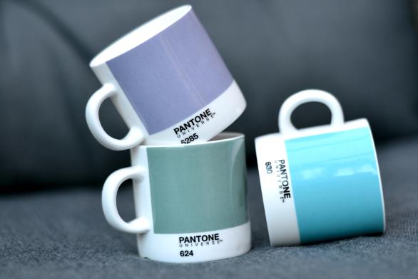 Pantone Mug Shots