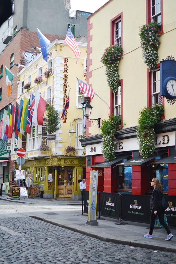The Dublin Diaries: Redheads, RyanAir & Penny's