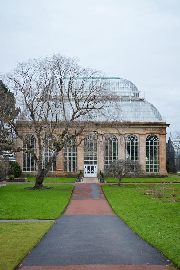 A Day out in Edinburgh: Royal Botanic Garden Edinburgh