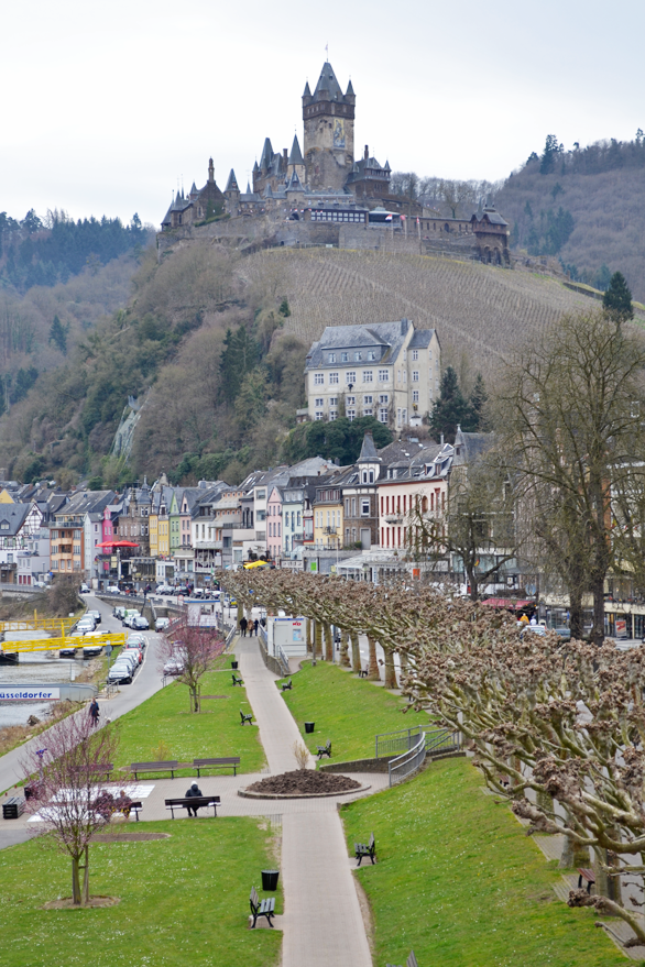Postcards from Cochem