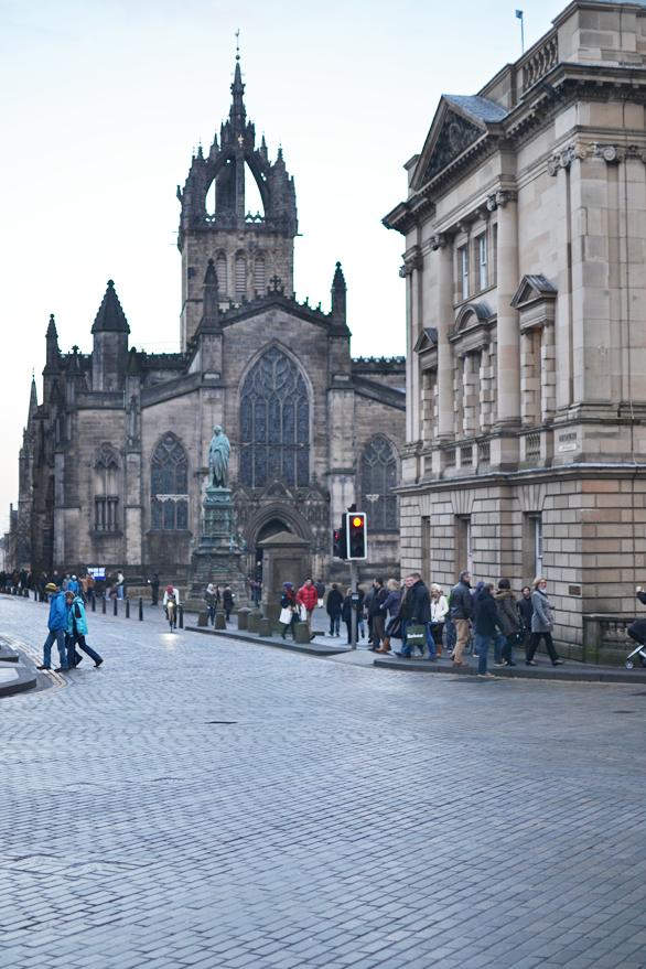 Edinburgh: Sightseeing, Edinburgh Castle and Arthurs Seat
