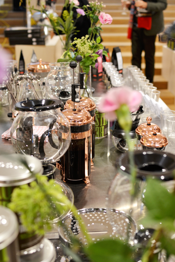 Store Opening: Bodum Flagship Store Brussels
