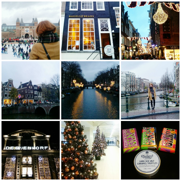 5 hours in Amsterdam