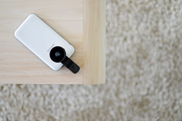 Smartphone photography: Black Eye Wide Angle Lens review