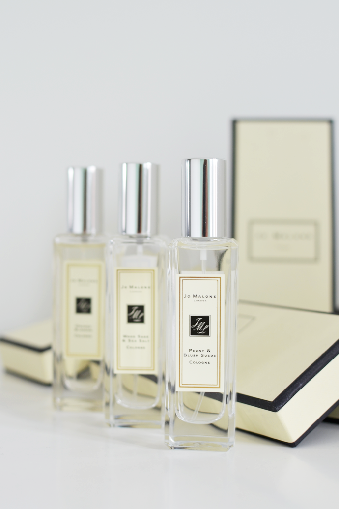 Fragrance Combining With Jo Malone
