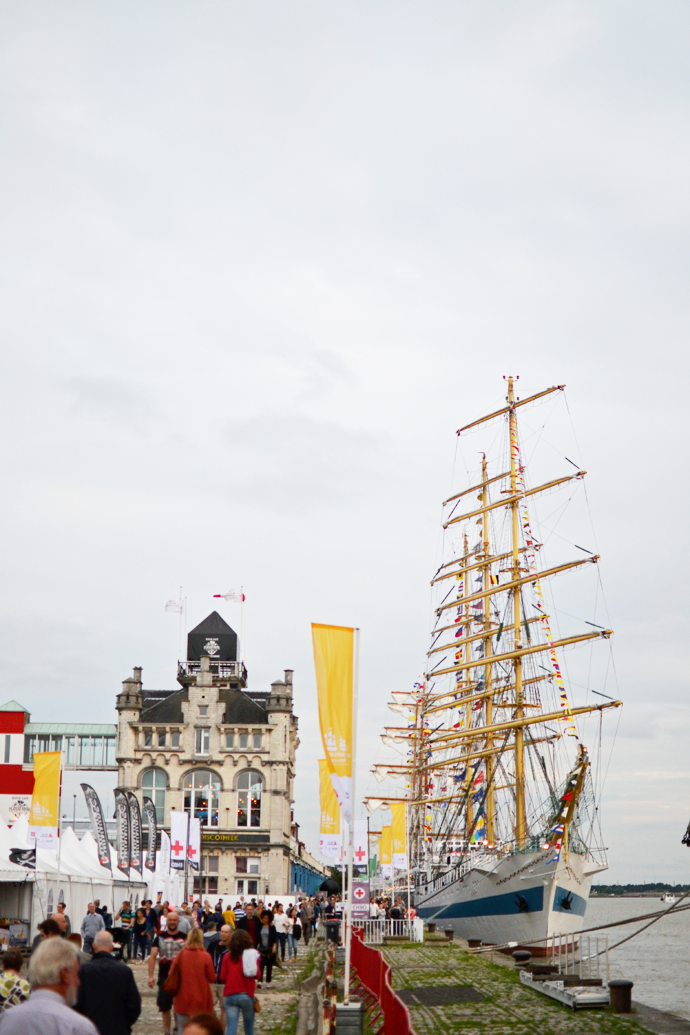 The Tall Ships Race 2016