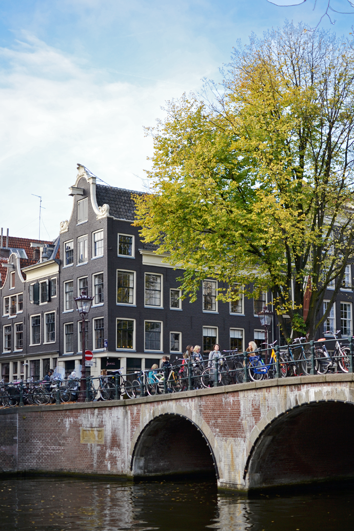 A Blogger Trip to Amsterdam