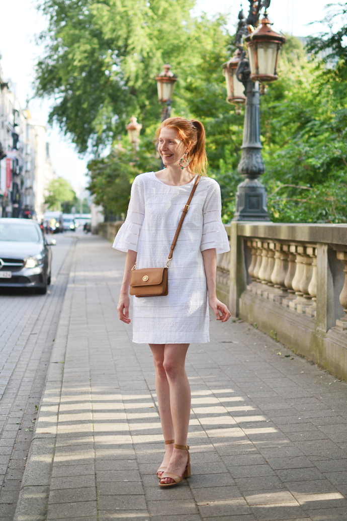 The Flutter Sleeve Dress Of My Dreams