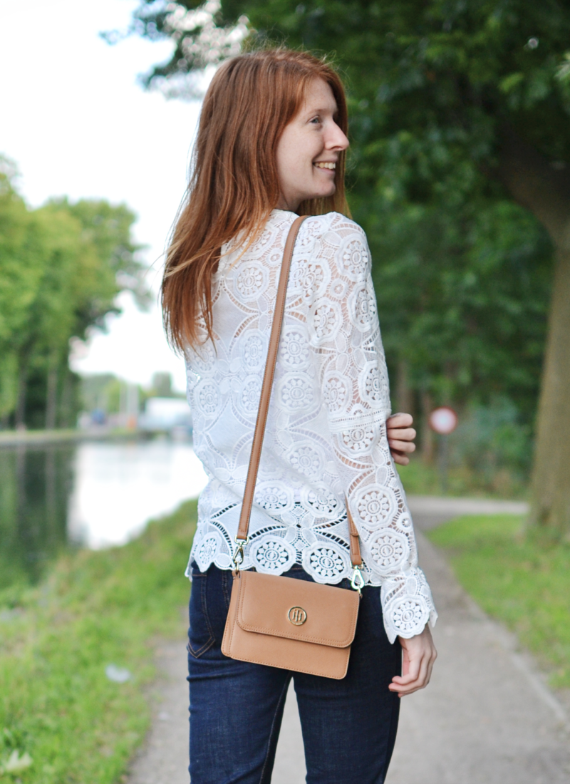 The Best White Lace Blouses of the Season