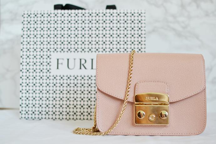 Furla Metropolis Mini Bag Moonstone