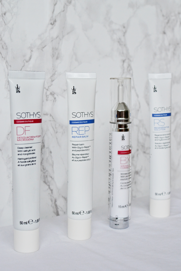 Sothys Skincare Review