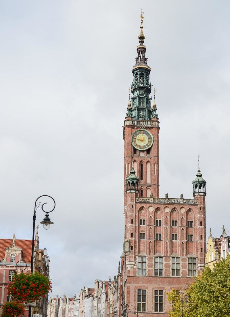 Gdańsk and I, a Love Story