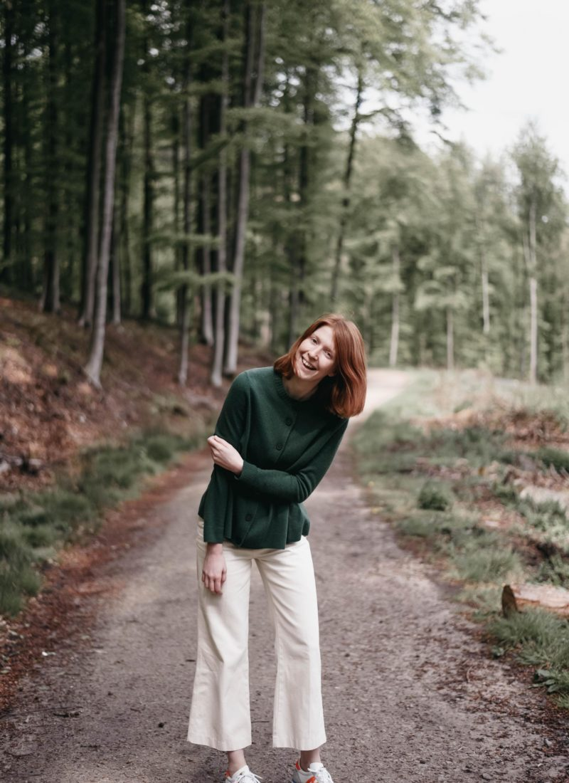 Woman of the Woods