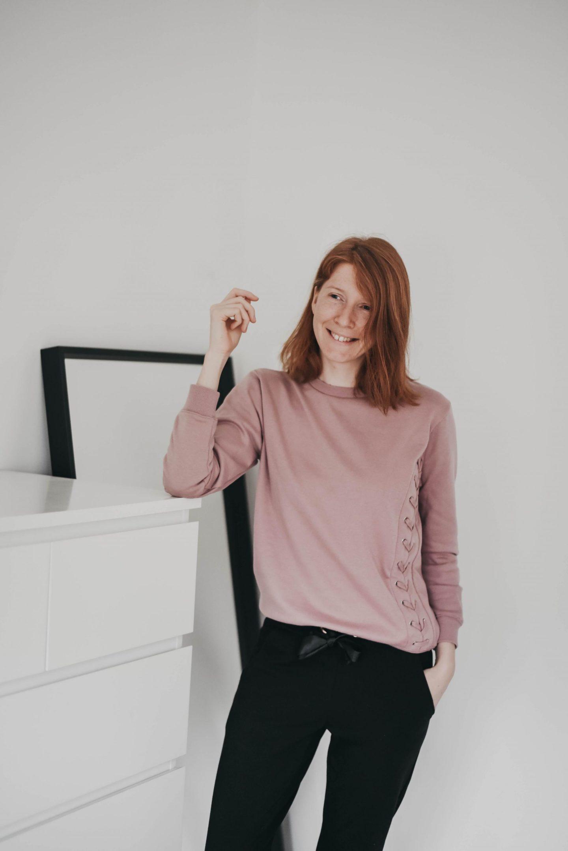 AD | Dress Code Loungewear