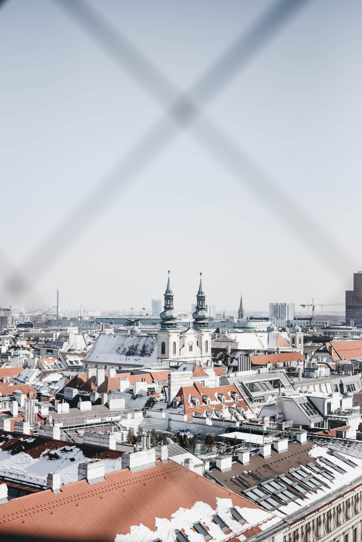 Peterskirche Vienna Rooftop