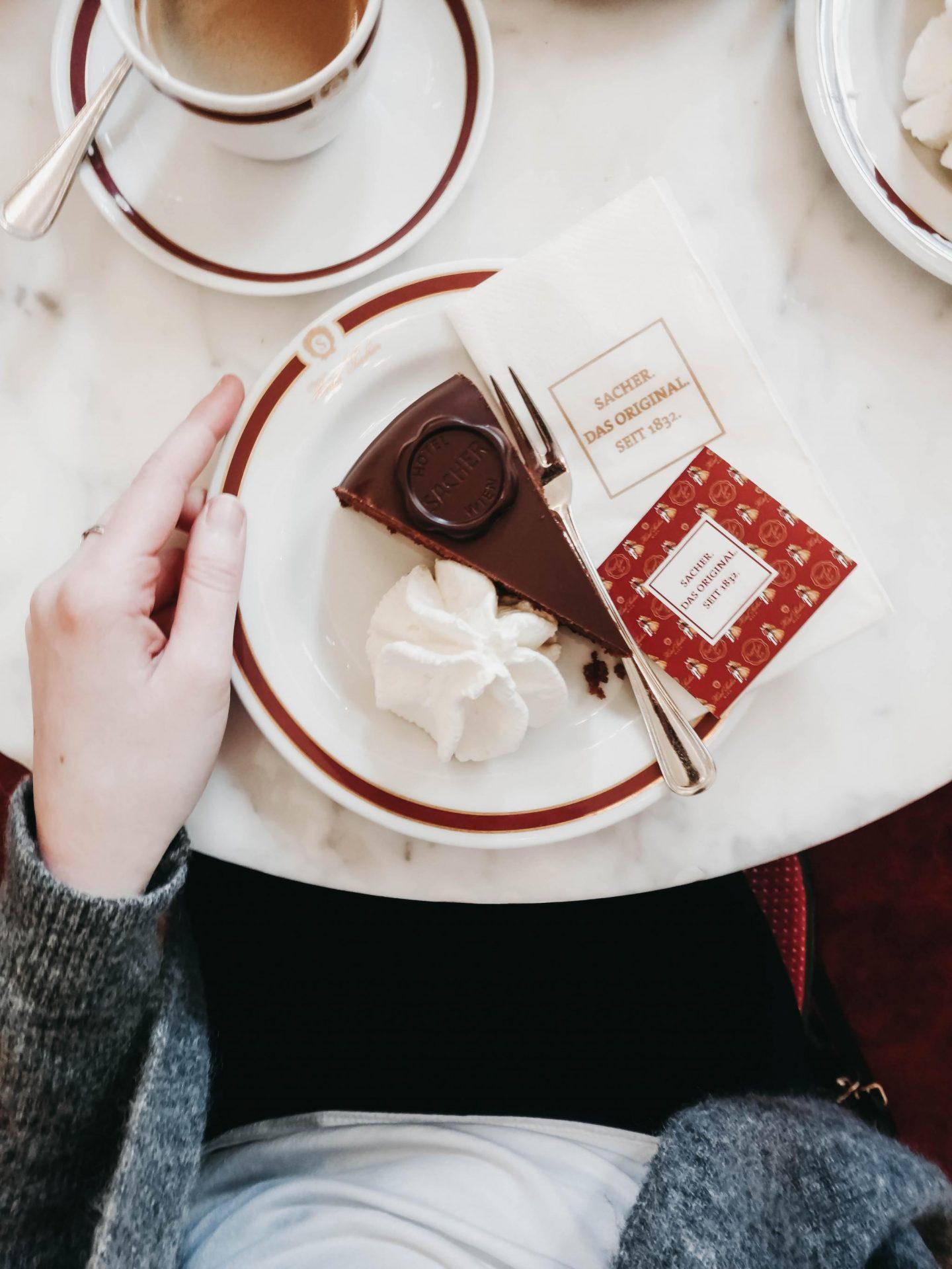 Vienna Hotel Sacher Torte