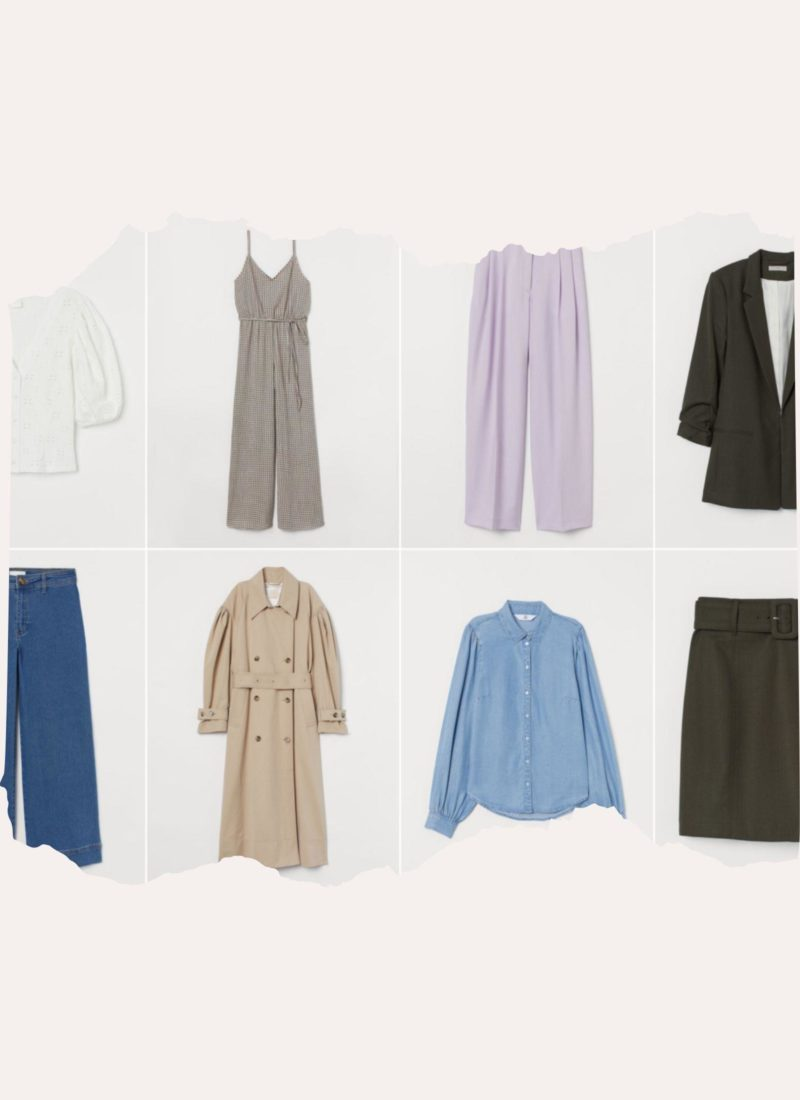 Spring Wardrobe Refresh With H&M