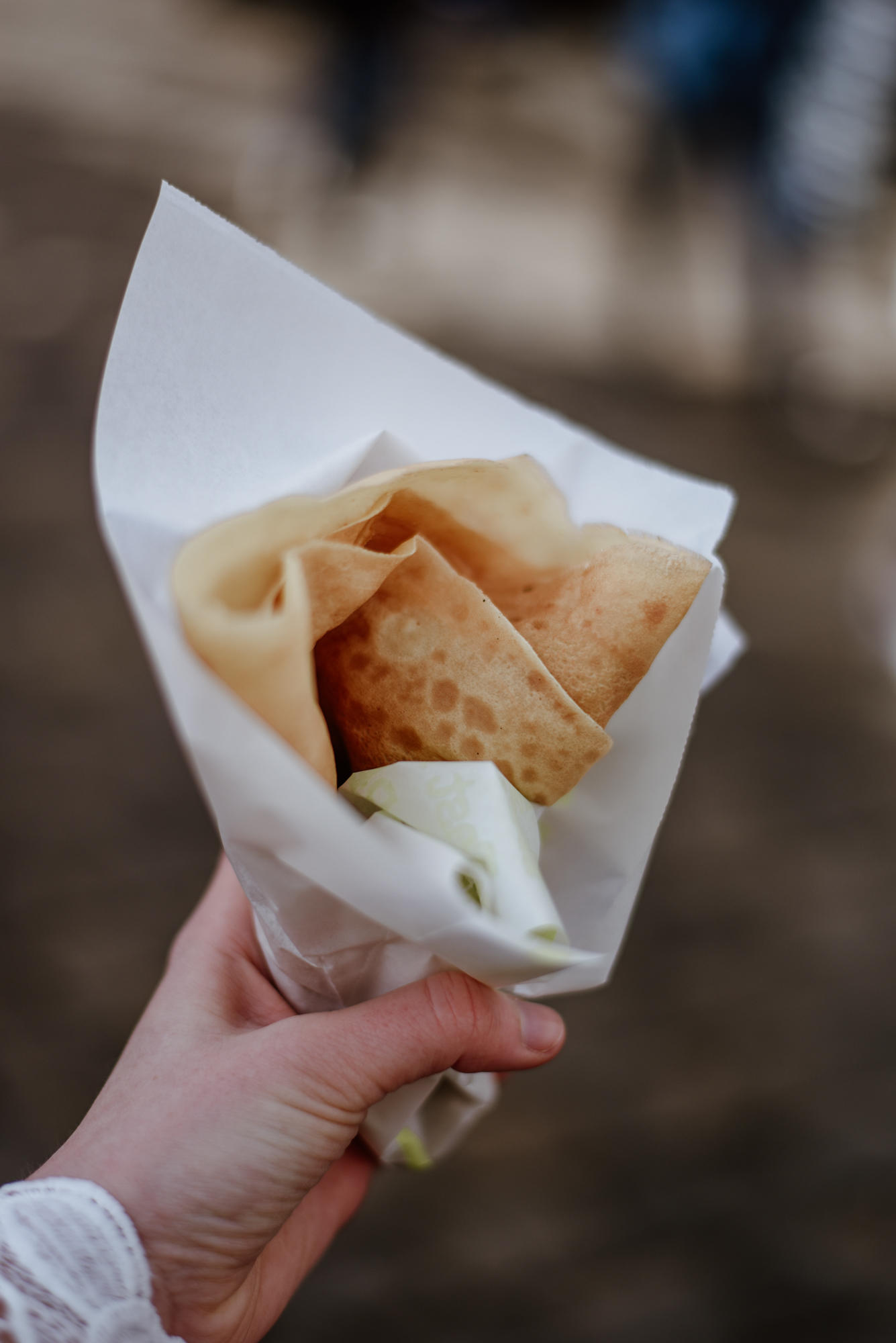 crêpe in paris