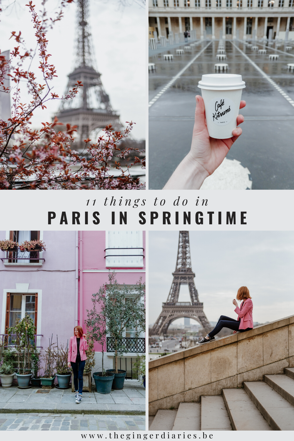 Things to do in paris in springtime