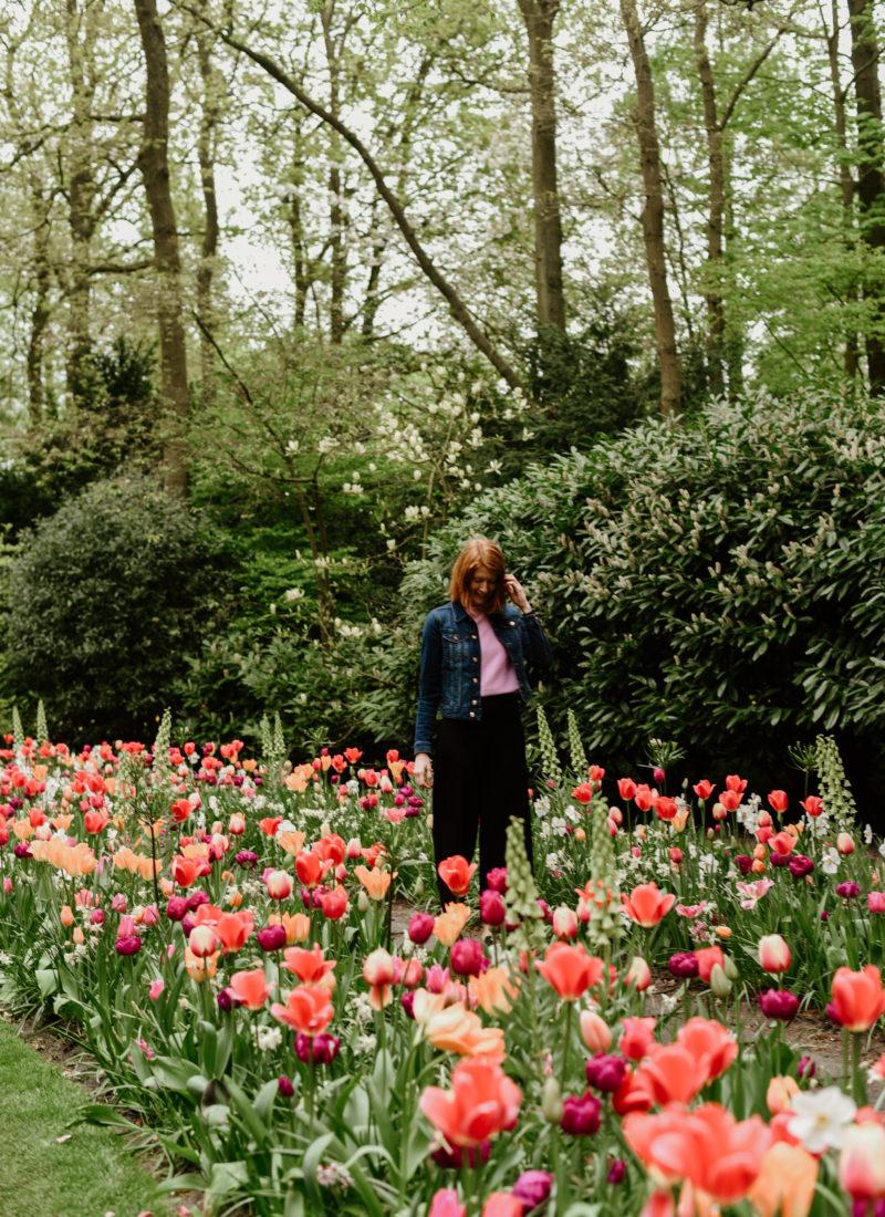 Keukenhof Tulip Gardens 2018