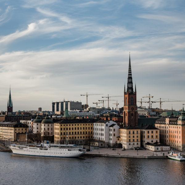 Stockholm in Bloom